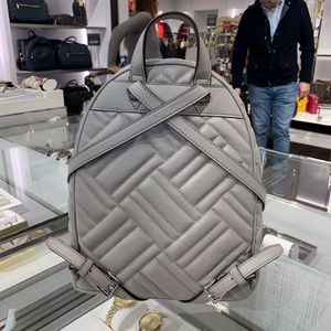 Michael Kors Bags - Michael Kors Abbey Quilted Backpack